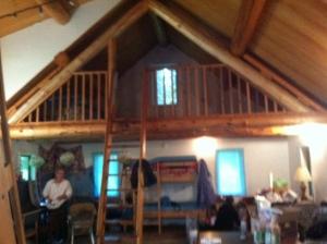 The Gottschall Cabin